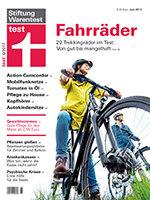 Heft 06/2017 Trekkingräder: Damit alles rund läuft