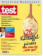 Heft 03/2006 Kartoffelpüree: Maggi flockenlocker mangelhaft