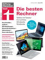 Heft 01/2018 Mobile Computer: Flexibel und stark