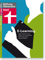 E-Learning Meldung