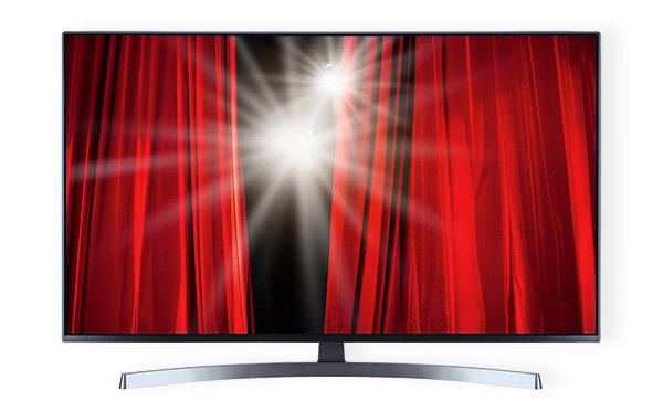 Super Fernseher im Test - Die besten TV-Geräte für Kabel, Satellit SX-12