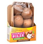 Vitamin-D-Pilze Schnelltest