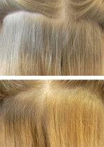 Schwarzkopf blond spray braune haare