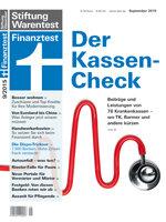 Heft 09/2015 Gesetzliche Krankenversicherung: Nicht um jeden Preis