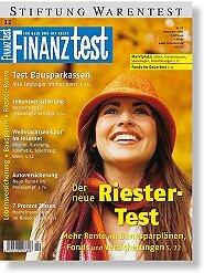 Heft 12/2005 Riester-Rente: Schlaue Leute machen mit