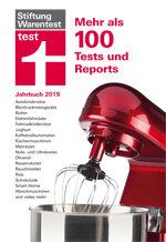 test Jahrbuch 2019: Alle Tests in einem Buch