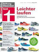 Heft 08/2015 Laufschuhe: Das richtige Paar finden – und dabei ein gutes Gewissen haben