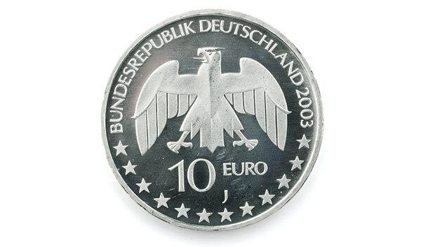 Leserfrage Kann Ich Mit Einer 10 Euro Münze Zahlen Stiftung
