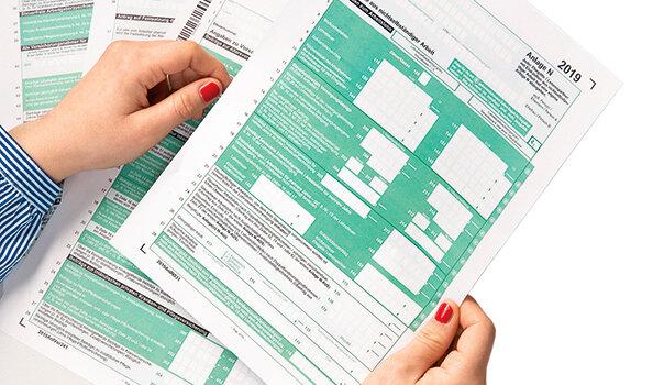 Steuererklarung 2019 Das Ist Neu In Den Steuerformularen Stiftung Warentest