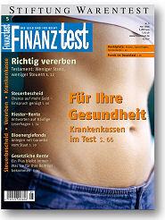 Heft 05/2006 Krankenkassen: Wechseln lohnt sich immer noch