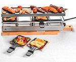 Raclette-Grills im Test Test