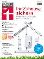 Heft 10/2020 Einbruchschutz: Hinter Schloss und Riegel