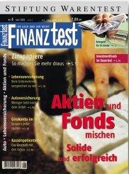 Heft 06/2001 Aktien mischen: Doppelt hält besser