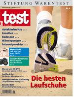 Heft 06/2007 Laufschuhe: Adidas und Nike vorn