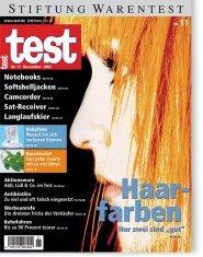 Heft 11/2005 Haarfarben: Flüchtiges Rot