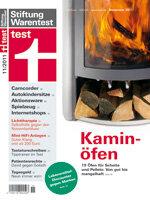 Heft 11/2011 Kaminöfen und Pelletöfen: Nur wenige feuern gut