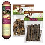 Rückruf von Hunde-Snacks Meldung