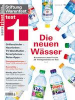Heft 05/2013 Wasser mit Geschmack: Krebserzeugendes Benzol gefunden