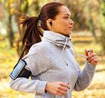 Kopfhörer mit Pulsmessung Test