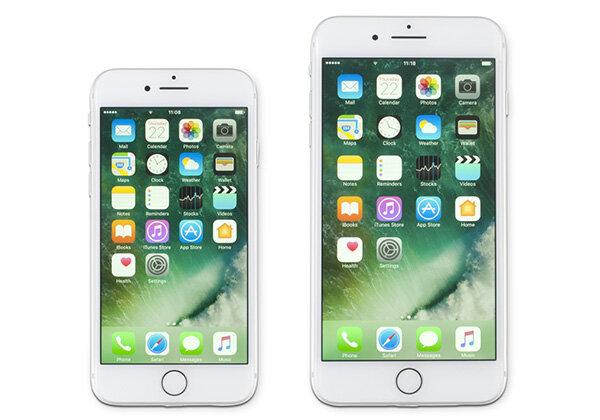 iphone 7 und iphone 7 plus apples neue im schnelltest schnelltest stiftung warentest. Black Bedroom Furniture Sets. Home Design Ideas