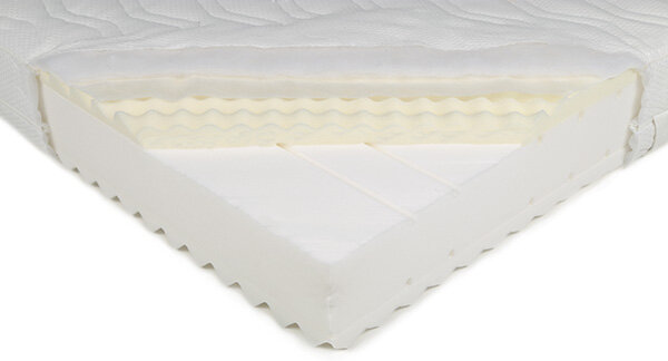 matratze von aldi nord visko kaltschaum zum kleinen preis stiftung warentest. Black Bedroom Furniture Sets. Home Design Ideas