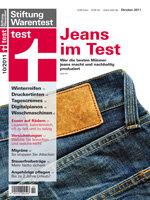 Heft 10/2011 Jeans für Männer: Testsieger für unter 30 Euro