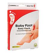 Baby Foot Easy Pack von Liberta Schnelltest
