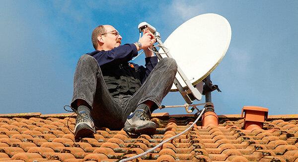 Satellitenfernsehen - Ein Kabel für mehrere Empfänger - Test ...