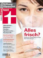 Heft 05/2011 Fettarme Frischmilch: ESL gegen traditionelle Frischmilch