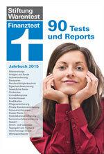 Finanztest Jahrbuch 2015: 90 Tests und Reports