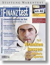 Heft 03/2003 Gesetzliche Krankenkassen: Wechseln und sparen