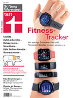 Heft 07/2020 Fitnesstracker: Vom Messen und Vermessen