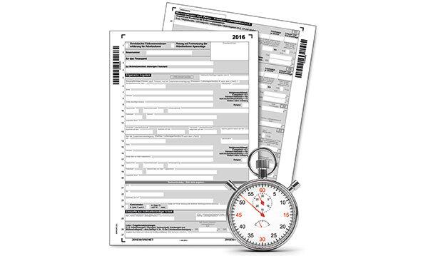 Vereinfachte Steuererklärung In 30 Minuten Geld Zurück Stiftung