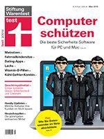 Heft 03/2018 Sicherheitssoftware: Die besten Türsteher