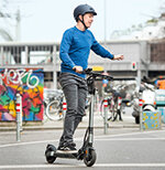 E-Scooter im Test Test
