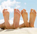 Fußcremes Test