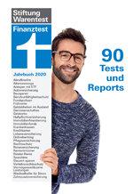 Finanztest Jahrbuch 2020: Alle Tests in einem Buch