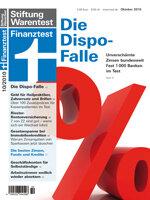 Heft 10/2010 Dispozinsen: Klein und unverschämt