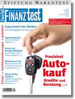 Heft 04/2008 Kreditberatung beim Autokauf: Schlecht beraten