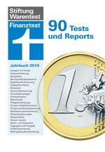 Finanztest Jahrbuch 2016: 90 Tests und Reports