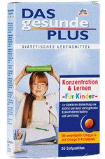 Pillen für die Schule - dm / Das gesunde Plus - Stiftung