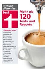 test Jahrbuch 2014: Mehr als 120 Tests und Reports