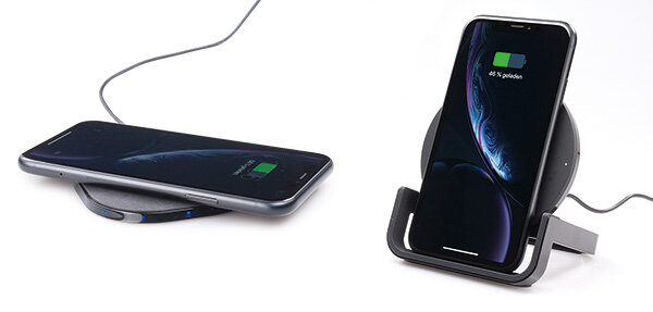 Ladestation für das Handy - Induktive Ladegeräte im Test ...