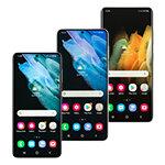 Samsung Galaxy S21, S21+ und S21 Ultra im Test Schnelltest