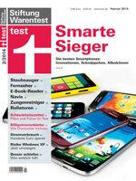 Heft 02/2014 Smartphones: Sieger im Preiskampf