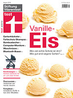 Heft 08/2019 Vanilleeis: Echt cool