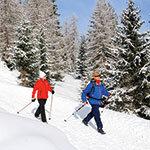 Bergwandern Meldung