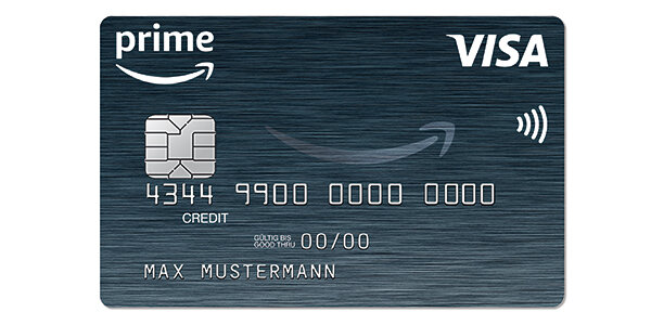 Kostenlose Amazon-Prime-Kreditkarte - Für wen lohnt sich das
