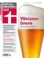 Heft 06/2010 Alkoholfreies Weizenbier: Durstlöscher mit wenig Kalorien