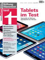 Heft 01/2015 Tablets: Auffallen mit allen Mitteln